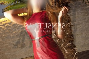 Conchetta escort girl
