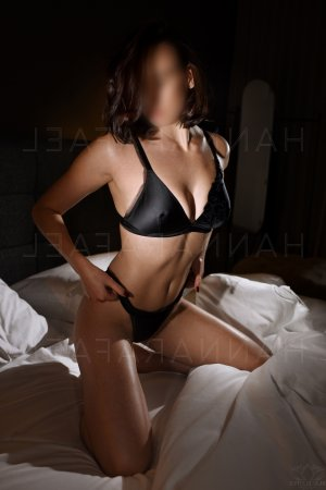 Dorienne tantra massage in Wellington